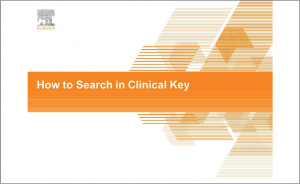tutorial-clinicalkey