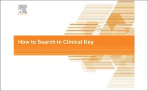 tutorial-clinicalkey